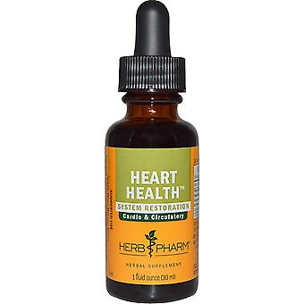 Herb Pharm, Heart Health, 1 fl oz (30 ml)