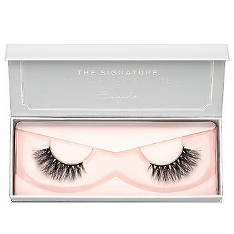 Esqido Reusable Mink False Eyelashes - Eve - Natural & Lightweight Fake Lashes