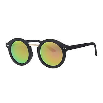 Sunglasses Women's Femme Kat. 3 black mirrored (L6229)