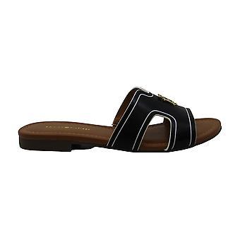 INC International Concepts Women's Shoes Sugeri Open Toe Casual Slide Sandals