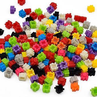 Konstruktor stavební bloky-learning vzdělávací kreativní design