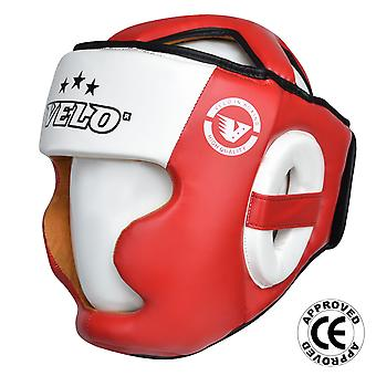 VELO Professional Boxing Head Guards HDG4