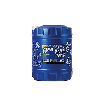 Mannol ATF-A/PSF 10L Power Steering Fluid ALLISON C3 GM ATF-A Suffix A
