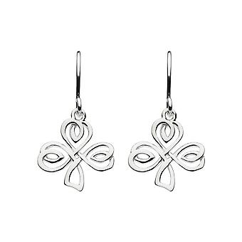 Heritage Allena Knot Clover Earrings 6317HP024