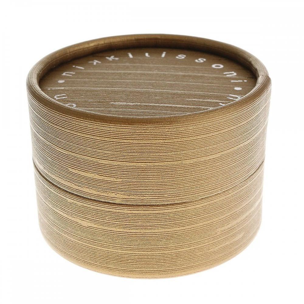 Nikki Lissoni Wild Love Medium Gold Plated Coin C1157GM