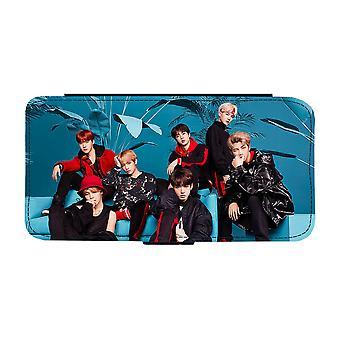 BTS Bangtan Boys 2018 Samsung Galaxy S9 Plånboksfodral