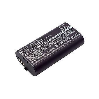 Battery for Sportdog TEK Series 2.0 TEK-V2L TEK-V2LT 650-970 V2HBATT GPS 5200mAh