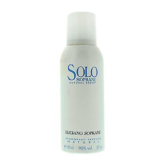 Luciano Soprani - Solo Soprani Deodorant 150ml Spray For Him