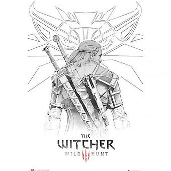 The Witcher Geralt Poster