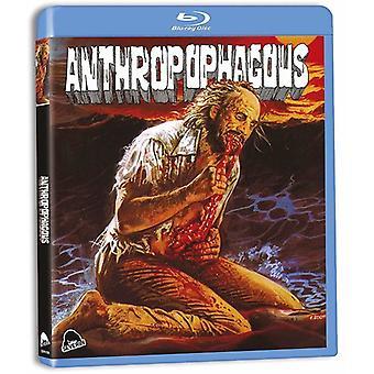 Anthropophagous [Blu-ray] USA import