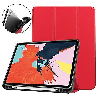 Apple iPad Air (2020) Slim fit drievokgedoe - Rood