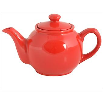 Price Kensington Brights Teapot Red 2 Cup 0056.613