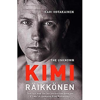 THE UNKNOWN KIMI RAIKKONEN PA