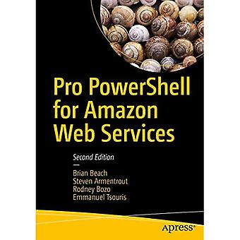 Pro PowerShell voor Amazon Web Services / Edition 2