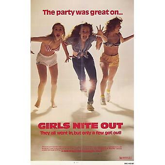 Girls Nite Out Movie Poster (11 x 17)