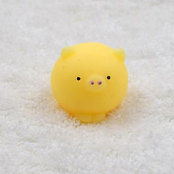 Симпатичные мини-формы животных сожмите игрушка