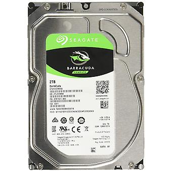 Seagate 3.5 inch 2 tb barracuda internal hard drive - silver barracuda 3.5 inch hdd
