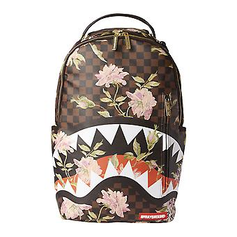 Sprayground Shark Flower Backpack