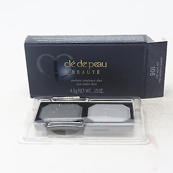 Cle De Peau Beaute Eye Color Duo Refill  0.15oz/4.5g New With Box