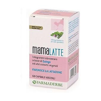 MAMA LATTE 60CPS 60 capsules
