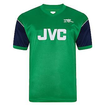 Pisteet tasapeli Arsenal 1982 Away paita