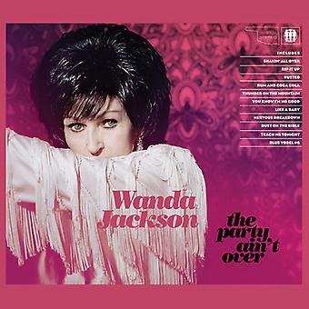 Wanda Jackson - Party Ain't Over [CD] USA import