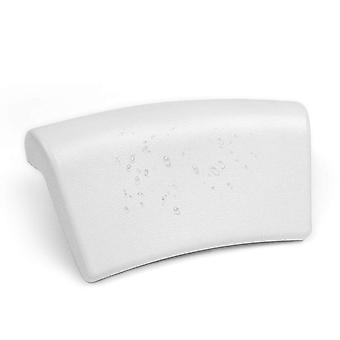 Spa Bath Pillow, Pu Bath Cushion With Non-slip Suction Cups, Home Headrest