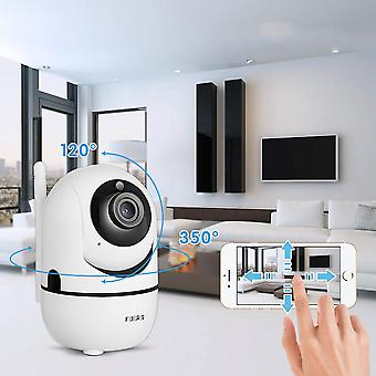Fuers 1080P IP Camera Tuya APP Baby Monitor Automatic Tracking Security Indoor Camera Surveillance C
