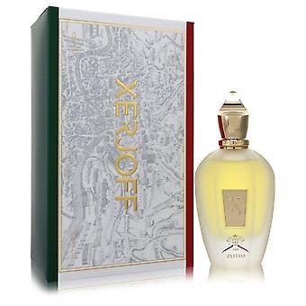 Xj 1861 zefiro eau de parfum spray (unisex) by xerjoff 554814 100 ml