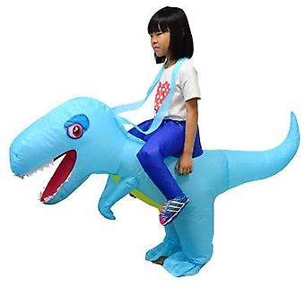 Ride Costume, Inflatable Dinosaur, T-rex Fancy Dress, Adult, Kids, Halloween