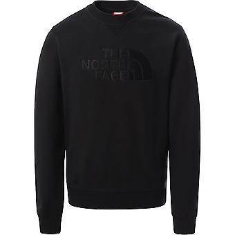 North Face Drew Peak Crew T94T1EJK3 universella män tröjor
