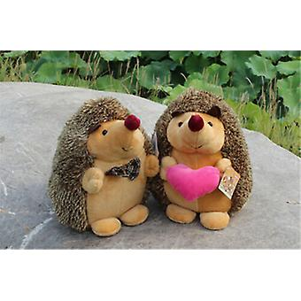 """1 Pair Howie Hedgehog Plush Toys Kids Stuffed Animal Toy Doll 7"""" Soft Toy Gift A"""