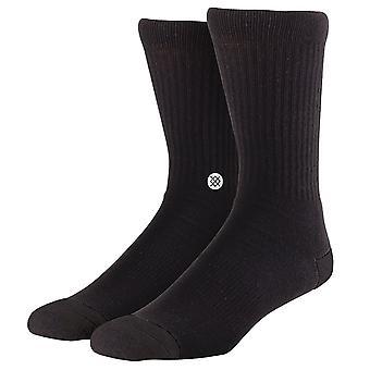 Stance Icon 3 Pack Socks - Black
