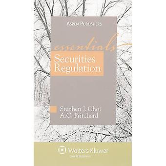 Securities Regulation by Stephen Jung Choi - A C Pritchard - 97807355