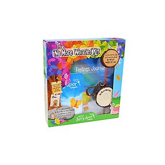 The irish fairy door company the no more worries kit