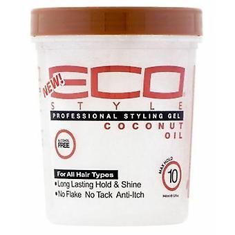 Eco Styler Styling Gel Coconut Oil 946 ml