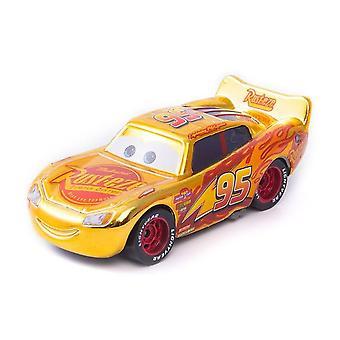 2 3 Молния Маккуин Мэтт Джексон Шторм Рамирес 1:55 Сплав Pixar автомобиль