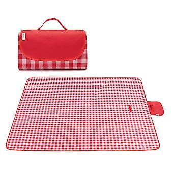 Portable tapis de pique-nique extérieur tapis de plage imperméable à l'eau couverture de camping yspm-13