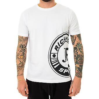 John Richmond t-shirt men's t-shirt fitness allied uma20058ts
