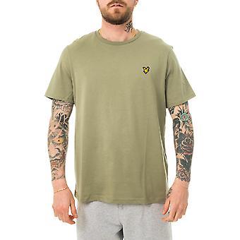 Mannen lyle & scott effen t-shirt ts400vog.w321