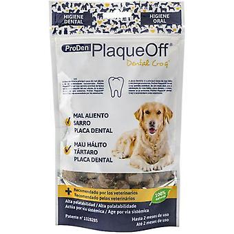 PlaqueOff Dentale Croq' Cane E Gatto (Cani , Toelettatura ed igiene , Igiene orale)