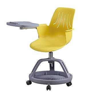 Student Chairs With Round Base & Wheels