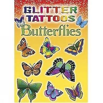 Glitter Tattoos Butterflies