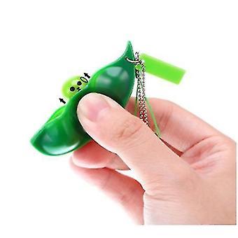 そわそわしたおもちゃセットは、ストレスと遊び心の魅力を和らげるために豆と大豆を絞ります