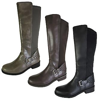 Me Too Womens Dallas Knee High Riding Boot Shoe