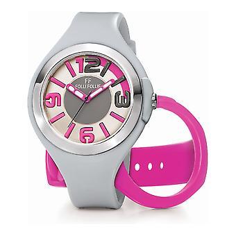 Ladies'Watch Folli Follie WF1T045ZPA (Ø 40 mm)