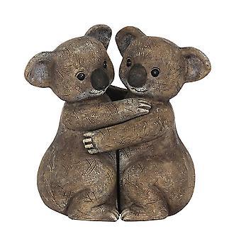 Har du næse hvor meget jeg elsker dig Koala Couple Ornament