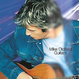 Mike Oldfield - chitarra