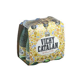 Mousserende mineralvand Vichy catalansk (6 x 250 ml)