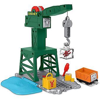Thomas &Friends Cranky Crane Playset